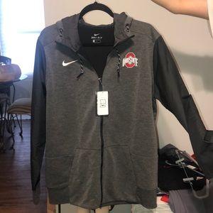 Nike Ohio St Zip Up Jacket